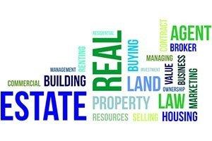 real estate lingo tag cloud